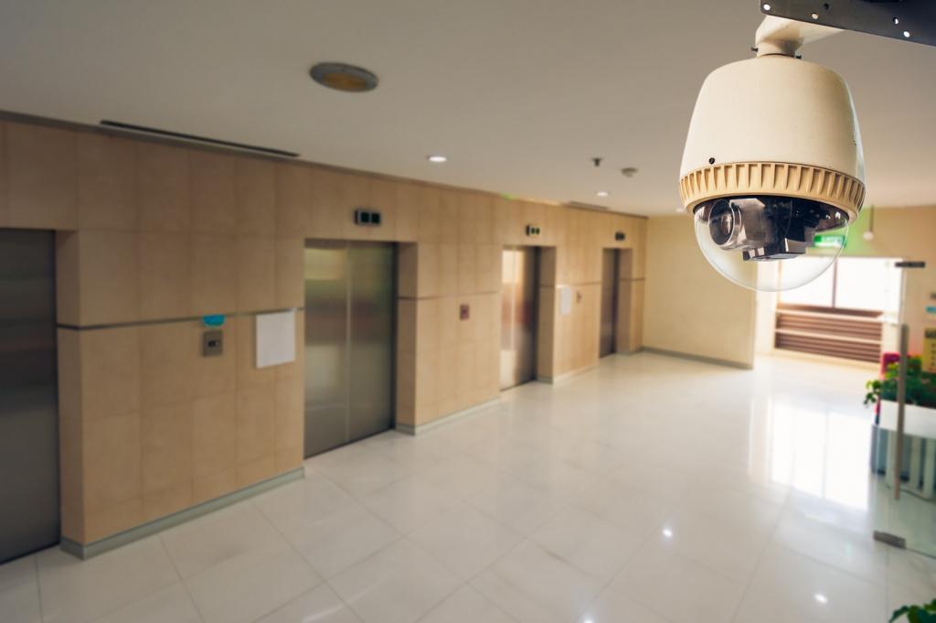 Видеонаблюдение для гостиницы